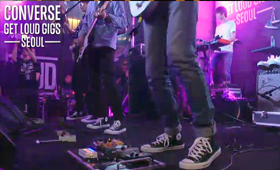 Converse Get Loud Gigs Seoul