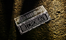 Microwave Leaflet Design
